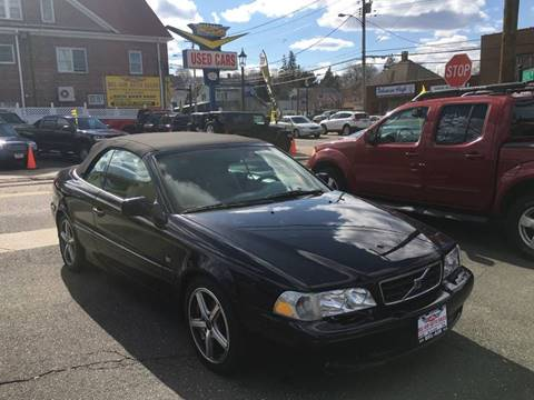2004 Volvo C70 for sale at Bel Air Auto Sales in Milford CT