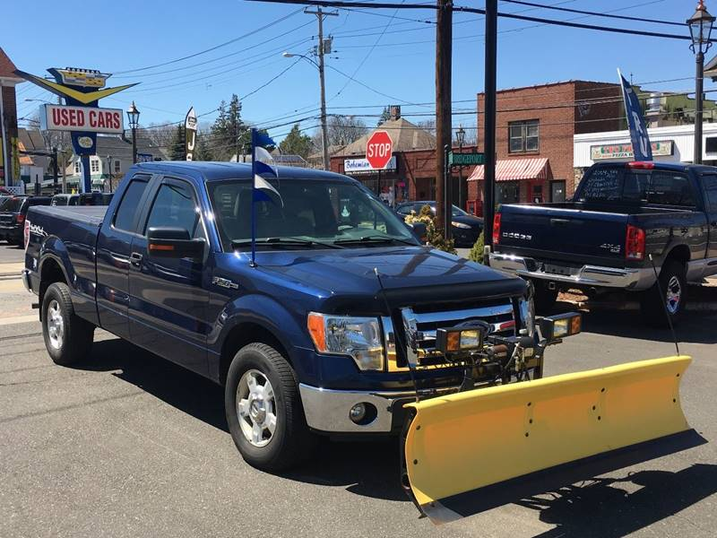 2010 Ford F 150 4x4 Xlt 4dr Supercab Styleside 6 5 Ft Sb In Milford Ct Bel Air Auto Sales