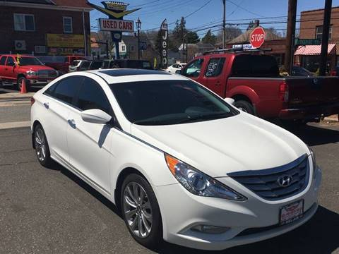 2012 Hyundai Sonata for sale at Bel Air Auto Sales in Milford CT