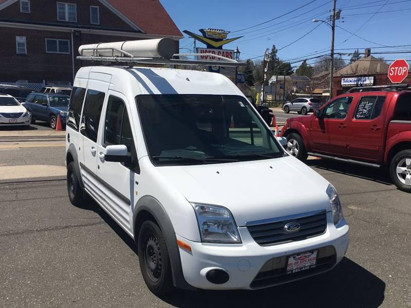 2012 Ford Transit Connect for sale at Bel Air Auto Sales in Milford CT