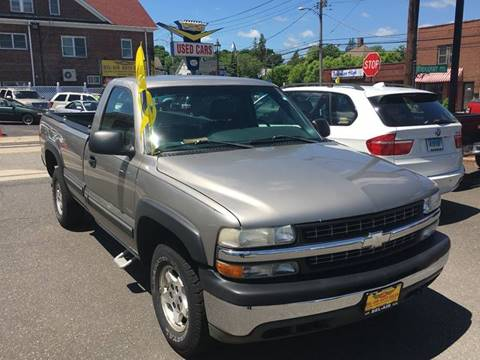 2002 Chevrolet Silverado 1500 for sale at Bel Air Auto Sales in Milford CT