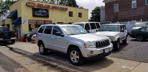 2005 Jeep Grand Cherokee for sale at Bel Air Auto Sales in Milford CT