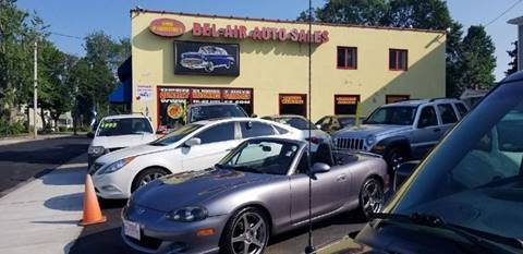 2004 Mazda MAZDASPEED MX-5 for sale at Bel Air Auto Sales in Milford CT