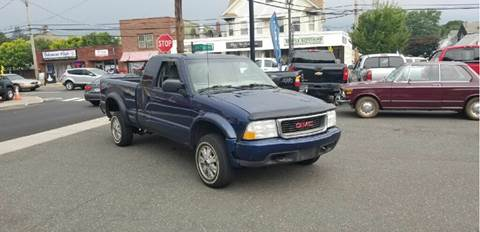 2003 GMC Sonoma for sale at Bel Air Auto Sales in Milford CT