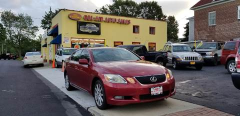 2006 Lexus GS 300 for sale at Bel Air Auto Sales in Milford CT