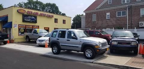 2007 Jeep Liberty for sale at Bel Air Auto Sales in Milford CT