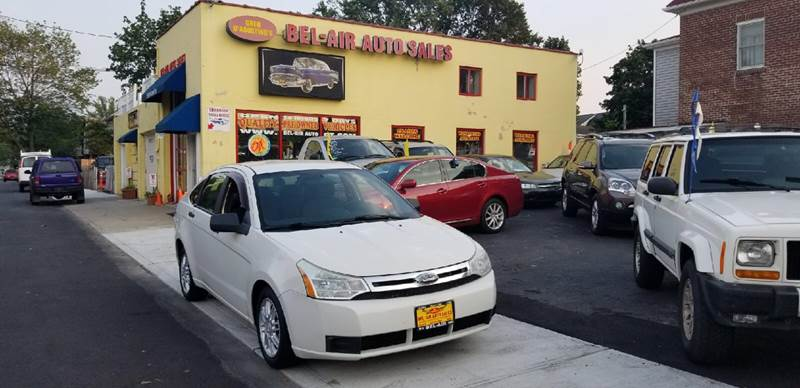 2009 Ford Focus for sale at Bel Air Auto Sales in Milford CT