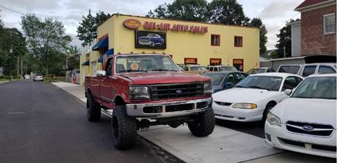1997 Ford F-350 for sale at Bel Air Auto Sales in Milford CT