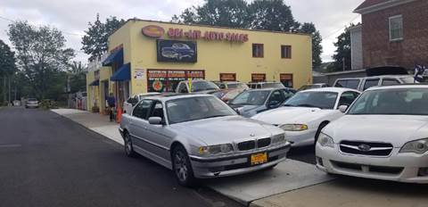 2001 BMW 7 Series for sale at Bel Air Auto Sales in Milford CT