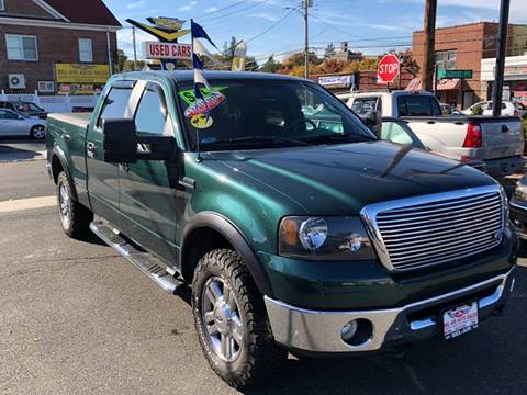 2007 Ford F-150 for sale at Bel Air Auto Sales in Milford CT