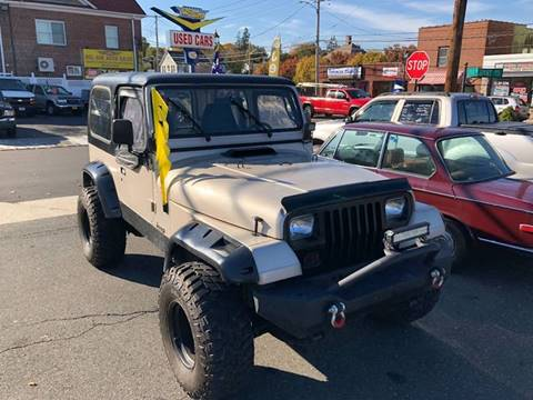 1995 Jeep Wrangler for sale in Milford, CT