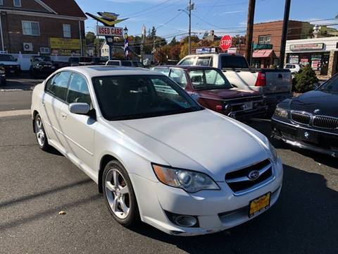 2008 Subaru Legacy for sale at Bel Air Auto Sales in Milford CT