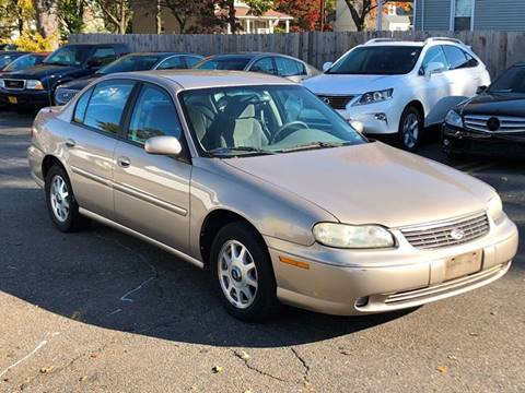 1999 Chevrolet Malibu for sale at Bel Air Auto Sales in Milford CT