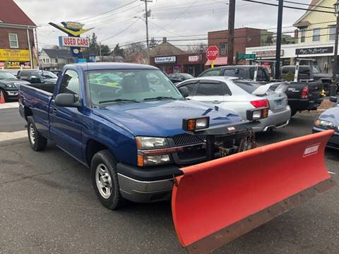 2004 Chevrolet Silverado 1500 for sale at Bel Air Auto Sales in Milford CT