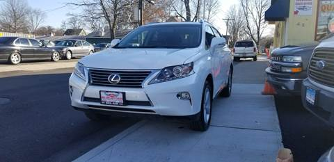 2013 Lexus RX 350 for sale at Bel Air Auto Sales in Milford CT