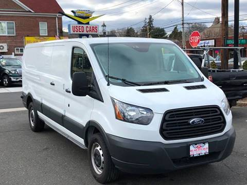 2018 Ford Transit Cargo for sale at Bel Air Auto Sales in Milford CT