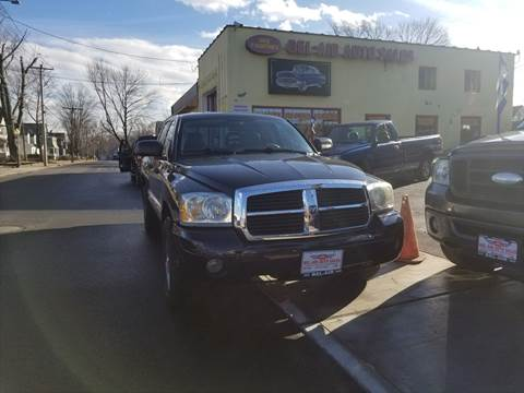 2005 Dodge Dakota for sale at Bel Air Auto Sales in Milford CT