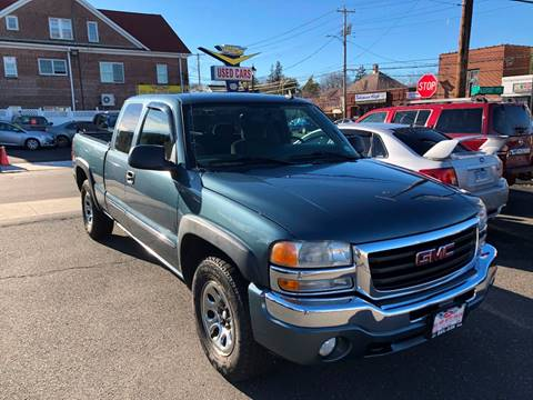 2006 GMC Sierra 1500 for sale at Bel Air Auto Sales in Milford CT