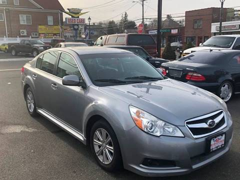 2010 Subaru Legacy for sale at Bel Air Auto Sales in Milford CT