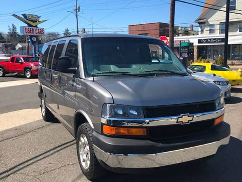 2010 Chevrolet Express Passenger for sale at Bel Air Auto Sales in Milford CT