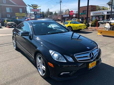 2011 Mercedes-Benz E-Class for sale in Milford, CT