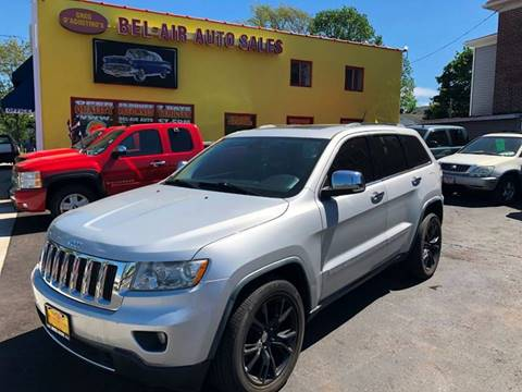 2011 Jeep Grand Cherokee for sale at Bel Air Auto Sales in Milford CT