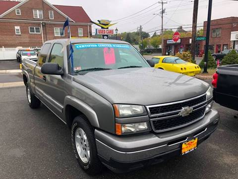 2006 Chevrolet Silverado 1500 for sale at Bel Air Auto Sales in Milford CT