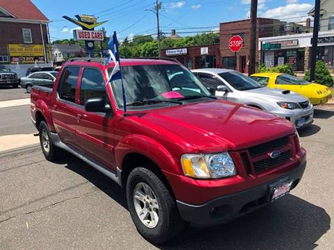2005 Ford Explorer Sport Trac for sale in Milford, CT