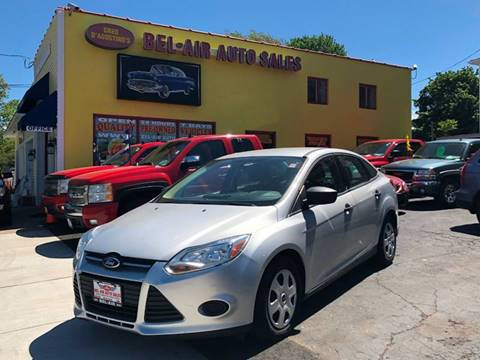 Ford Dealers In Ct >> 2012 Ford Focus For Sale In Milford Ct