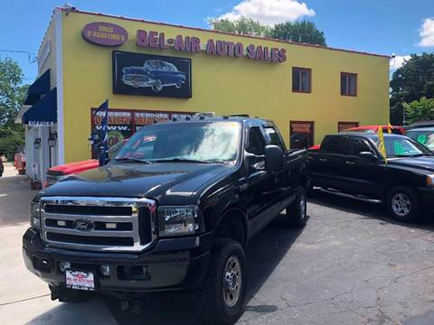 2005 Ford F-250 Super Duty for sale at Bel Air Auto Sales in Milford CT