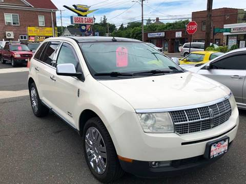 2008 Lincoln MKX for sale at Bel Air Auto Sales in Milford CT
