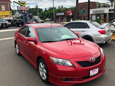 2008 Toyota Camry for sale at Bel Air Auto Sales in Milford CT