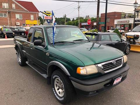 2000 Mazda B-Series Pickup for sale at Bel Air Auto Sales in Milford CT