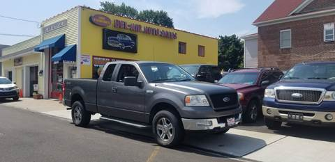 2005 Ford F-150 for sale at Bel Air Auto Sales in Milford CT