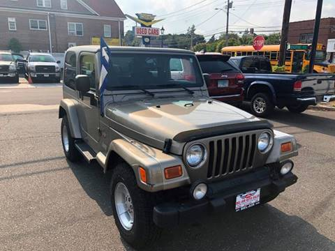 2003 Jeep Wrangler for sale in Milford, CT