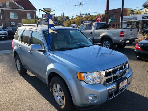 2009 Ford Escape Hybrid for sale at Bel Air Auto Sales in Milford CT