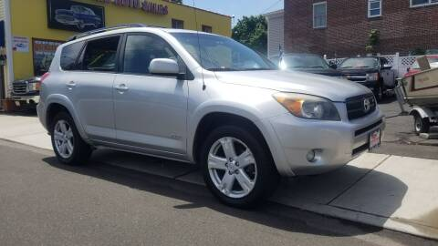 2007 Toyota RAV4 for sale at Bel Air Auto Sales in Milford CT
