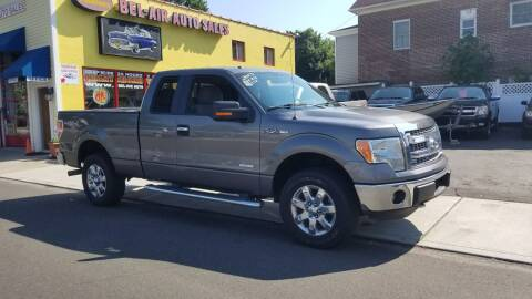 2013 Ford F-150 for sale at Bel Air Auto Sales in Milford CT