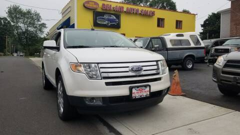 2010 Ford Edge for sale at Bel Air Auto Sales in Milford CT