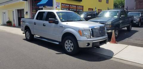 2012 Ford F-150 for sale at Bel Air Auto Sales in Milford CT