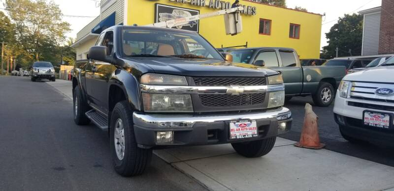 2006 Chevrolet Colorado for sale at Bel Air Auto Sales in Milford CT