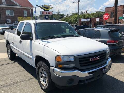 2005 GMC Sierra 1500 for sale at Bel Air Auto Sales in Milford CT