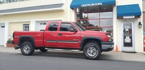 2007 Chevrolet Silverado 2500HD Classic for sale at Bel Air Auto Sales in Milford CT