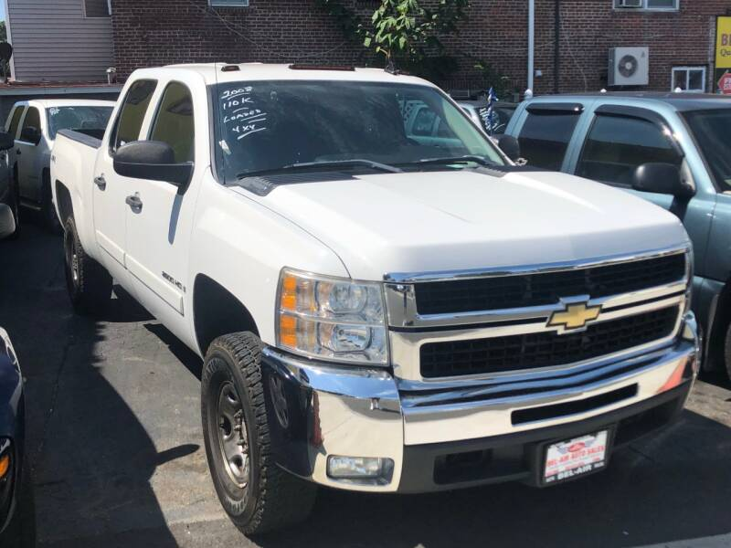2008 Chevrolet Silverado 2500HD for sale at Bel Air Auto Sales in Milford CT