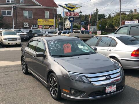 2010 Ford Fusion for sale at Bel Air Auto Sales in Milford CT