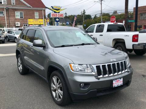 2012 Jeep Grand Cherokee for sale at Bel Air Auto Sales in Milford CT