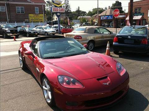 2010 Chevrolet Corvette for sale at Bel Air Auto Sales in Milford CT