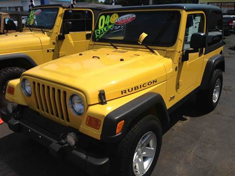 2004 Jeep Wrangler For Sale In Milford Ct Carsforsale Com