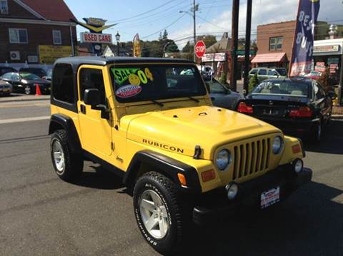 Jeep Wrangler For Sale in Milford CT  Carsforsalecom
