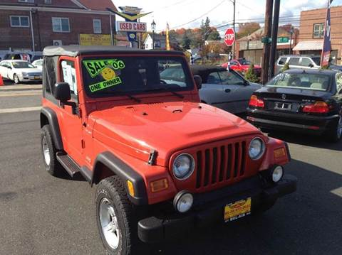2006 jeep wrangler for sale in milford ct. Cars Review. Best American Auto & Cars Review